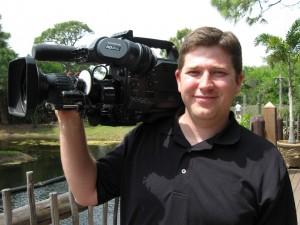 Michael Misconi with HDX900